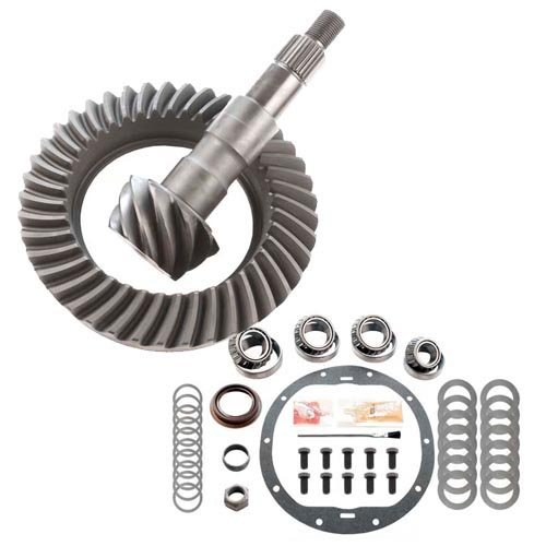Gm 10 Bolt Ring And Pinion - 4