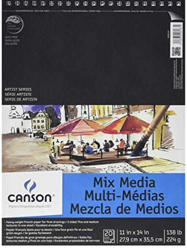 Artist Mix Media Pad x14 product image