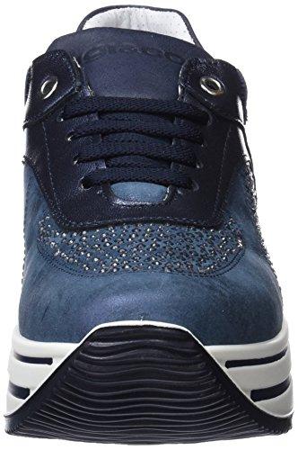 Blu Dky IGI Blu amp;CO Sneaker Donna 11556 wZwPx4TBq