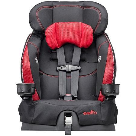 evenflo advanced booster car seat - 5
