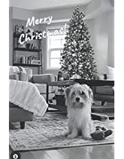 Merry Christmas!: Notebook