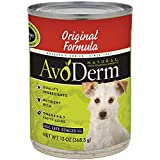 AvoDerm Natural Original Formula Adult Dog Food, 13-Ounce Cans, Case of 12 Review