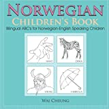 Norwegian Children's Book: Bilingual ABC's for Norwegian-English Speaking Children