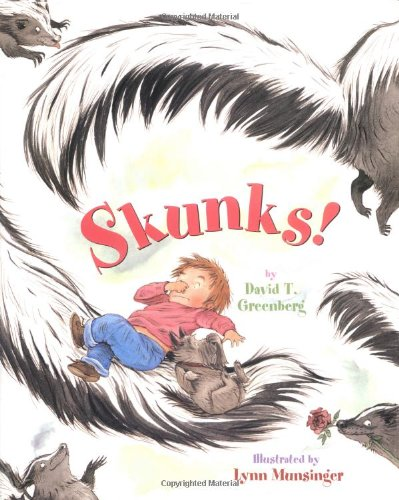 Read Online Skunks! ebook