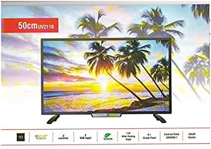 Usha Shriram UV-2110 21 Inch HD Ready LED TV