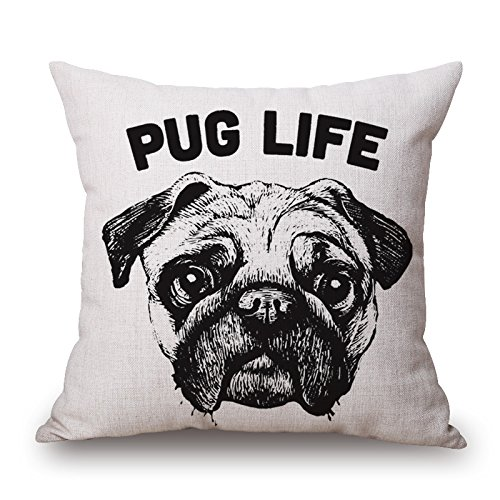 Loveloveu Pillowcover Of Dog 16 X 16 Inches / 40 By 40 Cm,best Fit For Christmas,girls,monther,car,saloon,teens Girls Each (Can Can Saloon Girl Costume)
