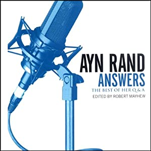 Ayn Rand Answers Audiobook