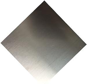 RMP 3003 H14 Aluminum Sheet 12 Inch x 24 Inch x 0.063 Inch