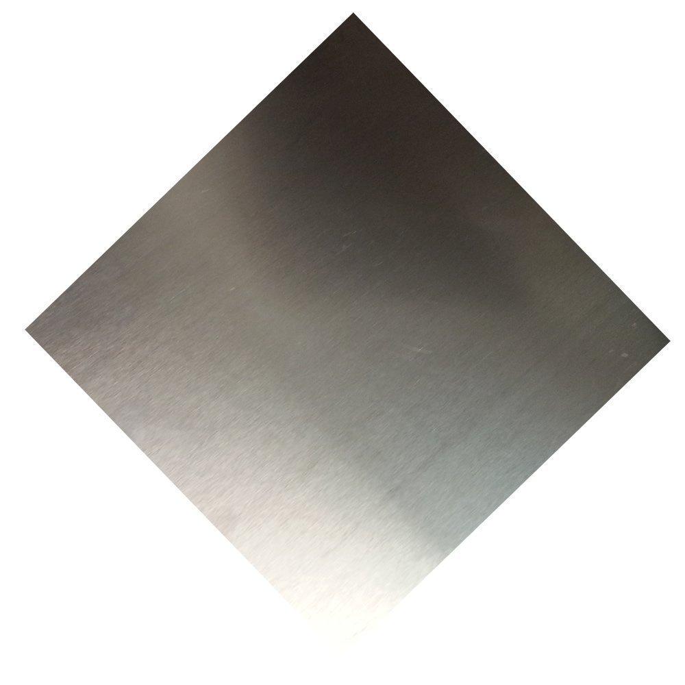 RMP 3003 H14 Aluminum Sheet, 12 Inch x 12 Inch x 0.249 Inch Thickness