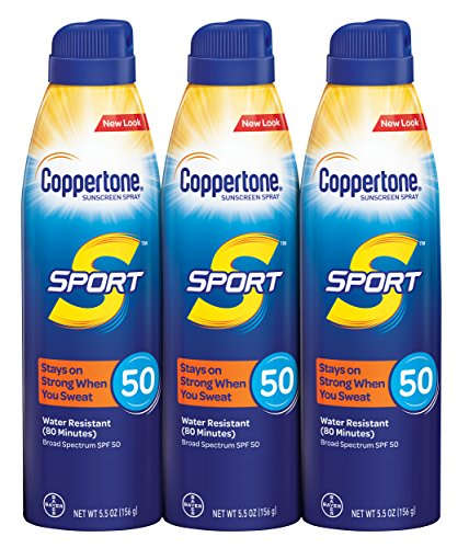 Continuous Spray Sunscreen