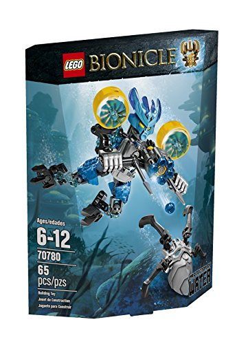 LEGO Bionicle 70780 Protector of Water Building - Water Master Of Bionicle