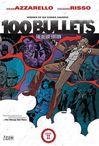 100 Bullets Book Two (100 Bullets Graphic Novel)