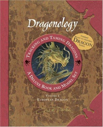 Dragonology Tracking Taming Dragons European