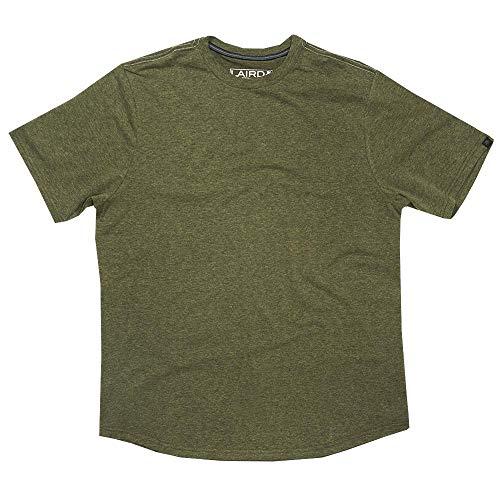 Laird Hamilton Men's Trinity II Short Sleeve T-Shirt Olive