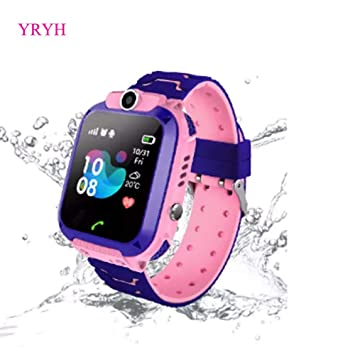 YRYH Watch Phone Kids Music Smart Watch para niños de 3-12 años ...