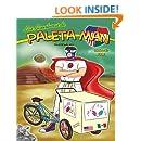 Las Aventuras de Paleta Man: Templo Del Sol Coloring Book (Spanish Edition)