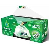 OdorNo Heavy Duty Disposal Bags, 13 Gallon, Case/250 (10/25s)