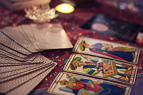 Home Comforts LAMINATED POSTER Mystery Symbol Cards Fortune Paranormal Tarot Poster by Home Comforts