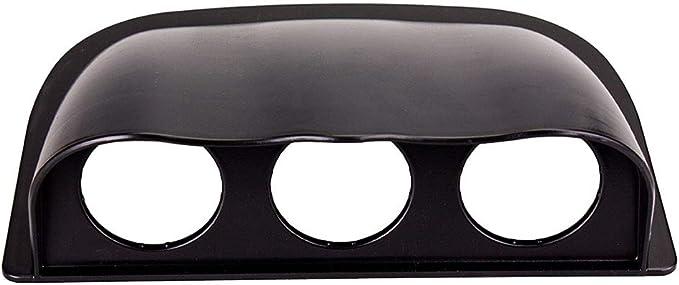 Mdurian 2 52mm Universal Dreifachloch Auto Messgerät Pod Halter Gauge Halterung Messgerätehalter Bracket Instrumentenhalter Auto