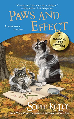Paws and Effect (Magical Cats Book 8)
