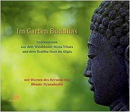 Im Garten Buddhas 9783931274603 Amazon Com Books