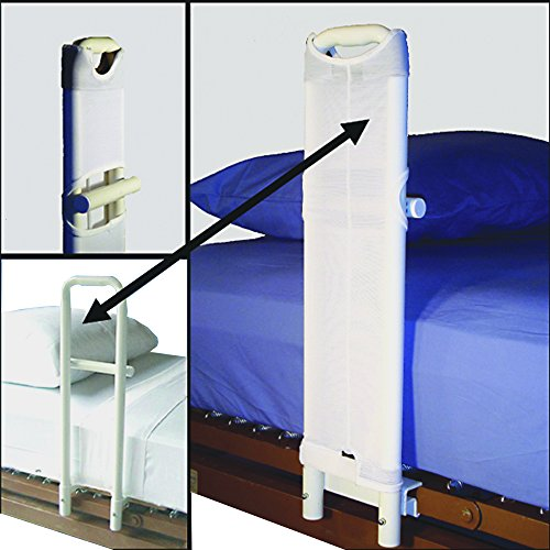 MTS Medical Supply SafetySure SafeGuard Cover for Bed Rails, Bed Rail Cover from MTS Medical