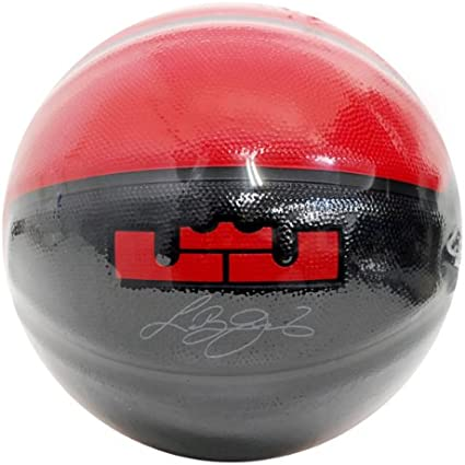 Nike Lebron 9 Playground - Balón de Baloncesto Multicolor Black ...