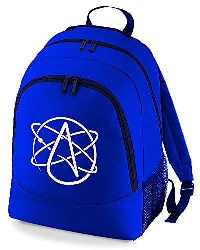 Royal Symbol Rucksack Unisex Fatcuckoo Backpack Atheist From believer Logo Non Bag Atheism UdOPwq6P