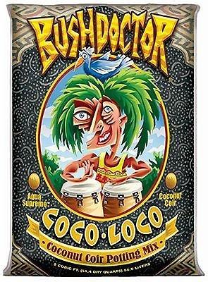 FoxFarm Coco Loco Potting Mix, 2 Cubic Feet - Coco Mix