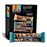 KIND Bars, Nuts and Spices Variety Pack, Gluten Free, 1.4 Ounce Bars, 12 Count Review