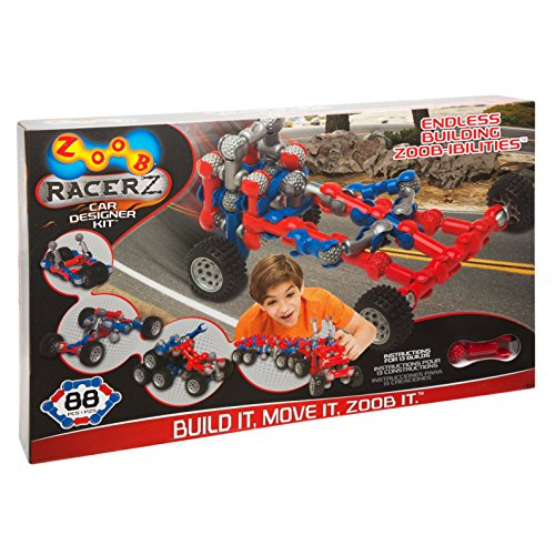 ZOOB RacerZ Car Designer ()