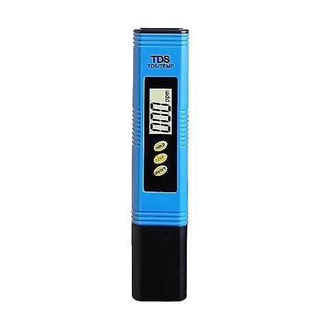Beeking TDS Pluma Detector electrónico de Calidad del Agua de la Pluma de Prueba de Calidad