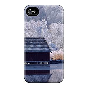 Floating Houses Case Compatible For Samsung Galaxy S5 Mini Case Cover / popular Protection Case