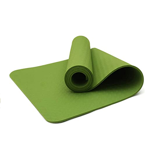 LB Estera De Yoga Antideslizante TPE Pilates Grueso Cojín ...