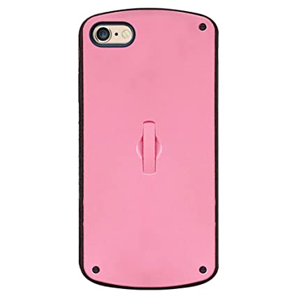 MoreChioce Compatible with iPhone 7 //iPhone 8 Silicon Case,Ultra-thin Soft Flexible TPU Shockproof Case Cover Silicon Protective Rubber Bumper Case with Wristband Kickstand