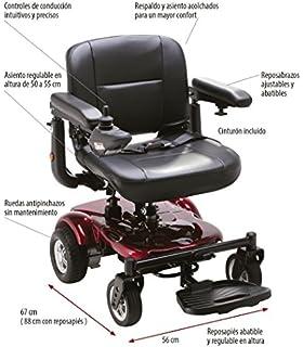 Meyra Optimus 2 la fuerza Completo eléctrico silla/S de ...
