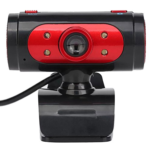 HD Pro PC Webcam camera, USB Webcam Camera, HD 1280720p Camera, Desktop or Laptop Webcam, Night Vision
