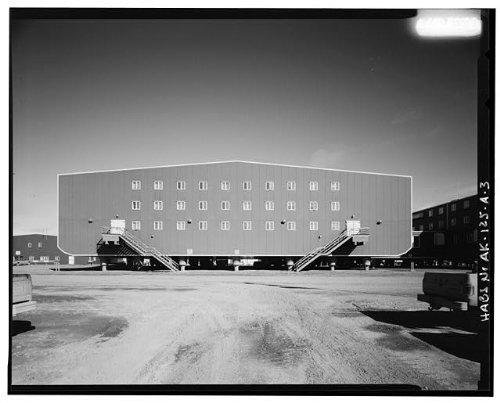 Photo  Bp Facilities Base Operations Center Prudhoe Bay North Slope Borough Alaska 3