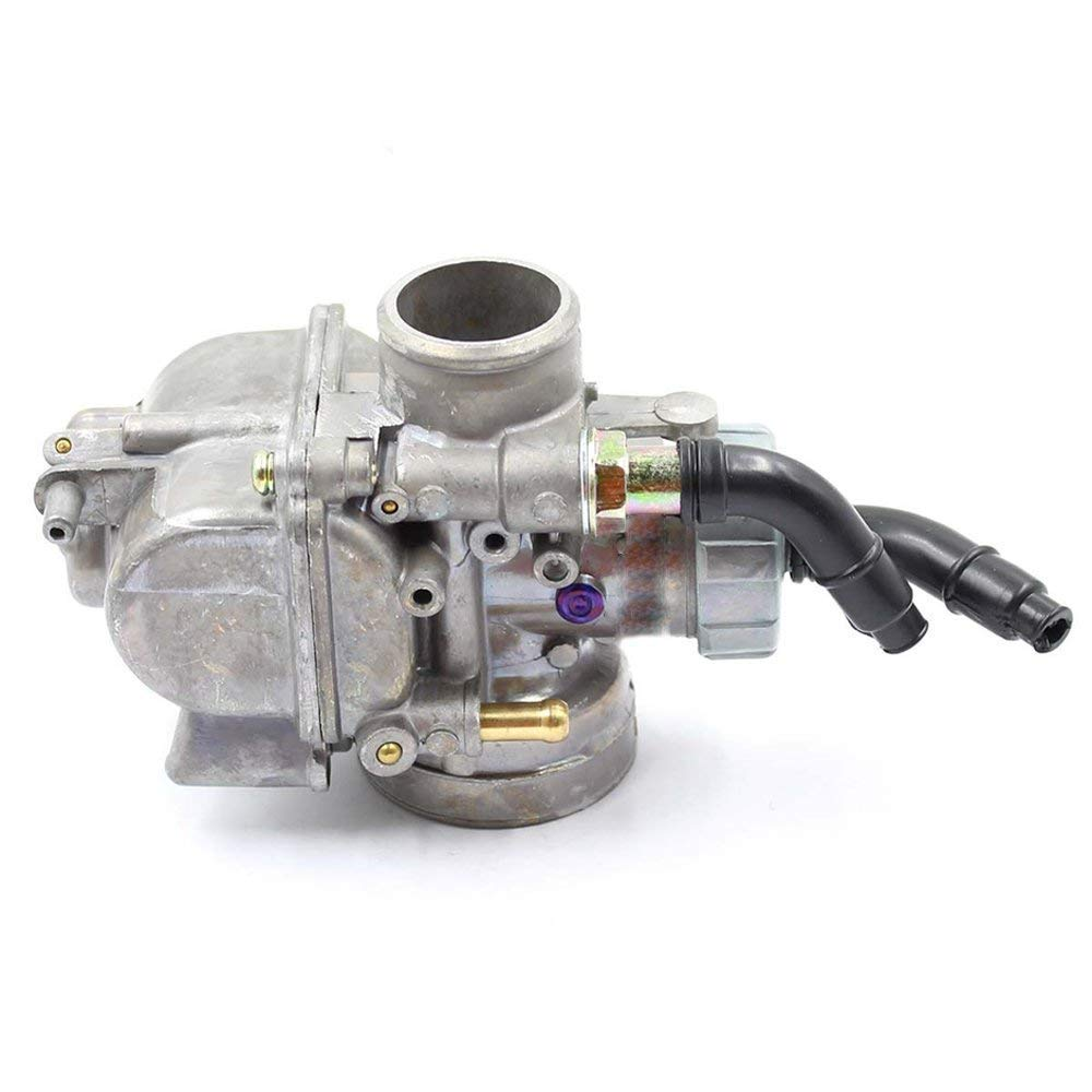 Triumilynn 24mm Carburetor for Kawasaki KLF185 KLF 185 Bayou 185 1985 1986 ATV Quad RUIAHC