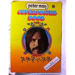Peter Max superposter book