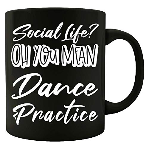 Social Life? Oh You Mean Dance Practice -