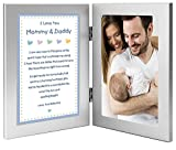 Best Poetry Gifts Aunt Frames - New Parents Gift Sweet Poem from Newborn Ba Review