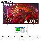 Samsung Q8FN Smart 4K Ultra HD QLED TV (2018) Bundle (55-Inch + Home Security Kit)