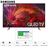 Cheap Samsung Q8FN Smart 4K Ultra HD QLED TV (2018) Bundle (55-Inch + Home Security Kit)