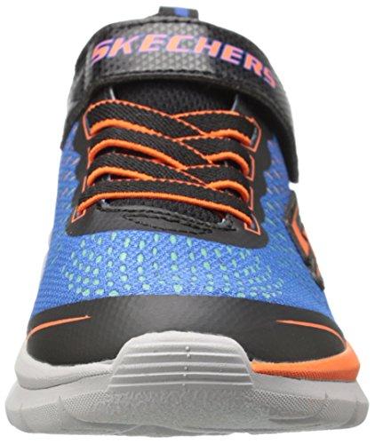 Erupters Zapatillas Blau Azul De blor Arc Lava Ii Deporte Skechers Niños 1qwHx1