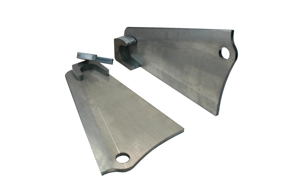 Koppelhaken fü r Hauer Frontlader Modell POM - P2