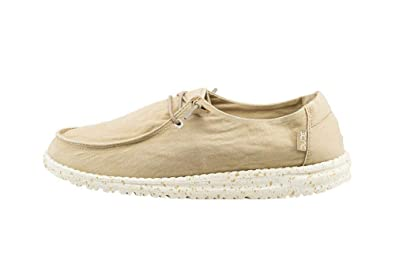 Hey Dude Women s Wendy Beige 668c8a7b5f