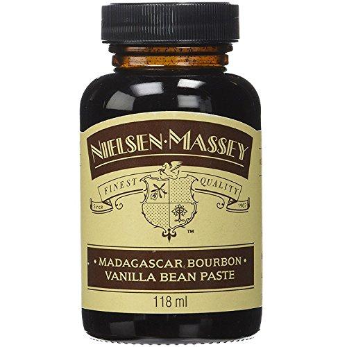 Nielsen-Massey Vanillas, Madagascar Bourbon Pure Vanilla Bean Paste, 4 oz, 2 pack
