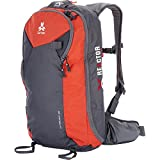 ARVA Reactor 25 Ultralight Airbag Backpack Grey/Red, One Size