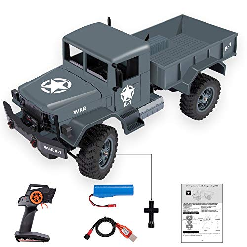 RC Cars for Kids,2.4GHZ Remote Control Military Truck for sale  Delivered anywhere in USA